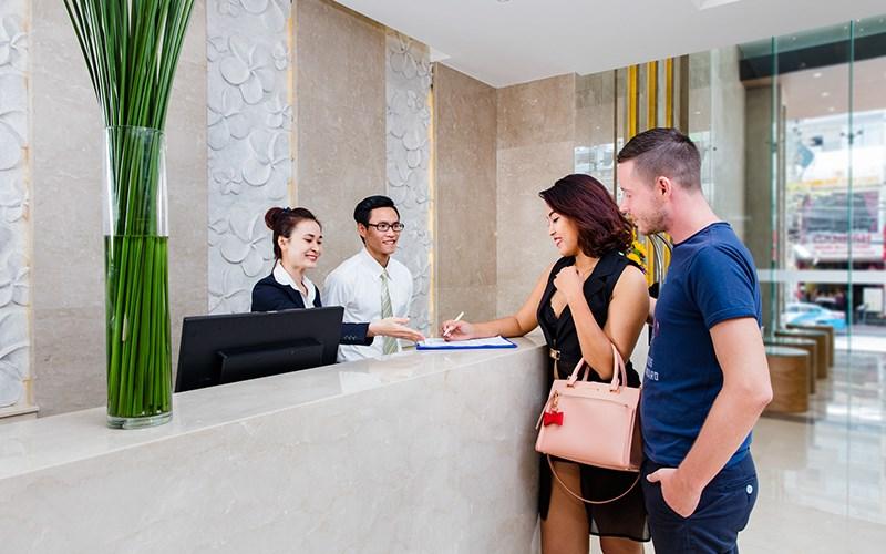 Khách sạn Rosaka Nha Trang