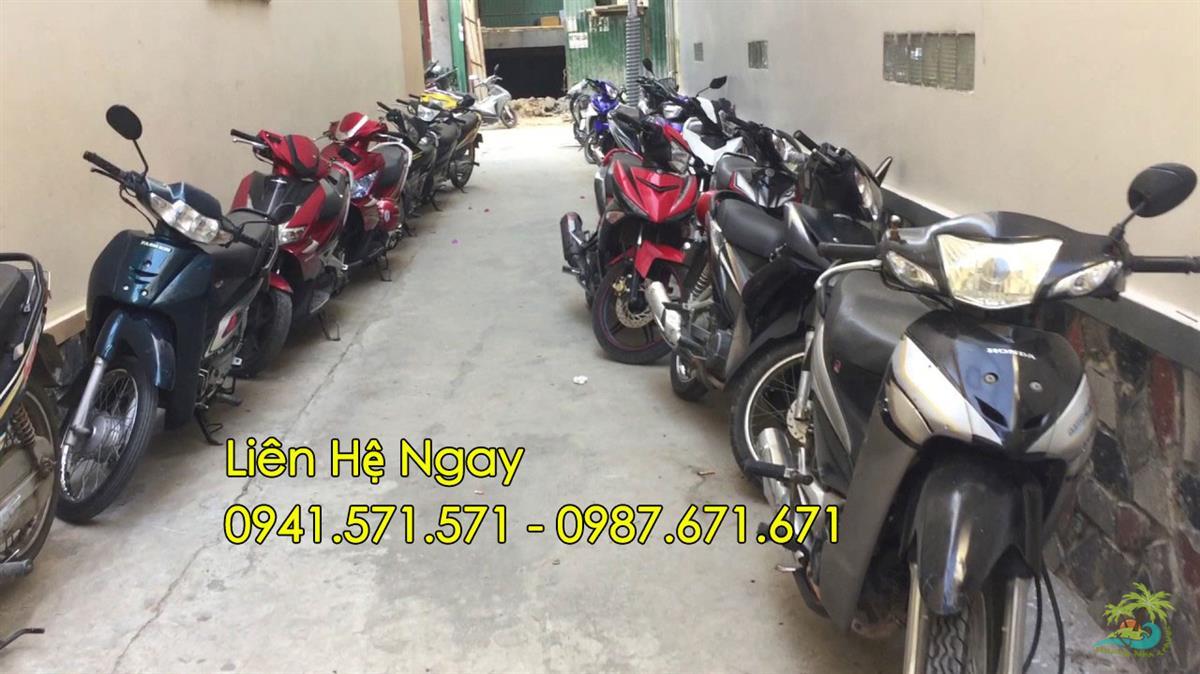 Thuê xe máy Nha Trang chất lượng, uy tín, giá hạt dẻ